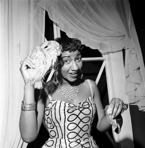"""Celia Cruz, En Cuba 1956"""" Rostros de America """""""